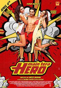 Main Tera Hero (2014) [DVDRip]